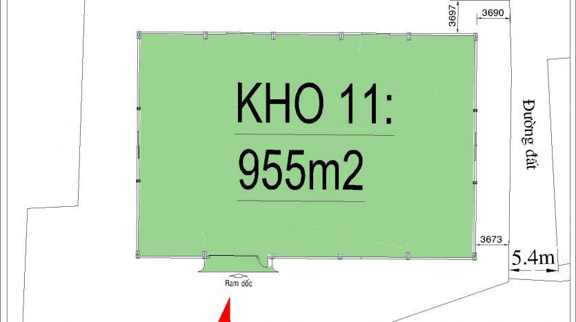 Hữu Toàn Logistics- Kho 11