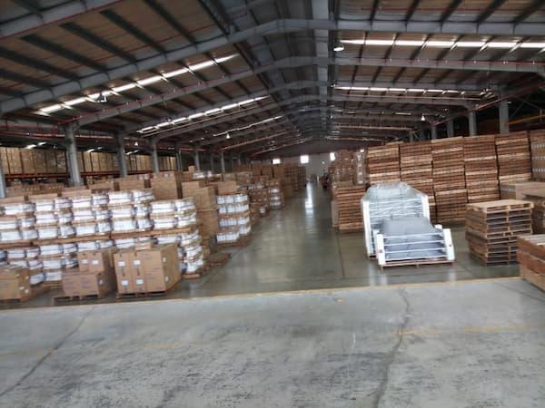 Kho xưởng, kho bãi cho thuê thuôc sở hữu của Hữu Toàn Logistics
